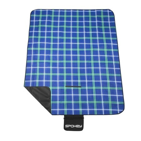 Koc piknikowy PICNIC CHECKERED, 150x180cm, 81778 Spokey